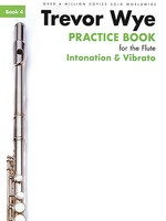 Practice Book for the Flute Book 4 Intontation New