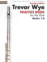 Wye Practice Books for The Flute Omnibus 1-6