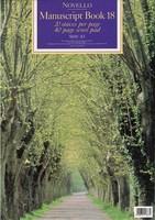 Novello Manuscript Book 18 A3 Score