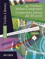 20th Century Italian Composers Vol. 1
