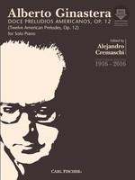 12 American Preludes Op. 12