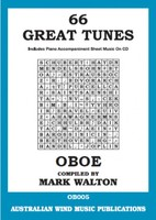 66 Great Tunes for Oboe