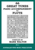 66 Great Tunes - Piano Accompaniment for Flute