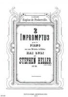 2 Impromptus sur une melodie de Reber Hai Luli Op. 20