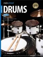 Rockschool Drums Grade 8 2012-2018