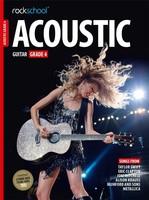 Rockschool Acoustic Guitar Grade 4 2016