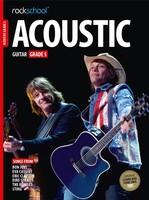 Rockschool Acoustic Guitar Grade 5 2016