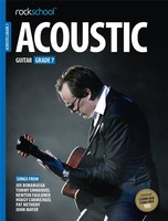 Rockschool Acoustic Guitar Grade 7 2016