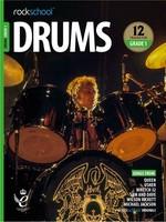 Rockschool Drums Grade 1 2018-2024