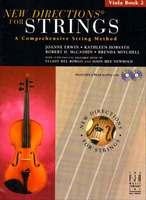 New Directions® For Strings, Viola Book 2
