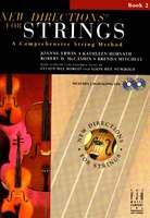 New Directions® For Strings, Violin Book 2