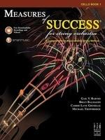 Measures of Success - Cello Book 1