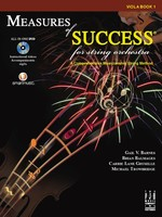 Measures of Success - Viola Book 1