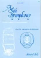 Symphony No 1 Sea Symphony Vocal Score