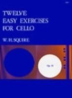 12 Easy Exercises Op. 18