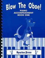 Blow The Oboe! Piano Accompaniment Book 1