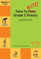 How To Blitz Grade 3 Theory
