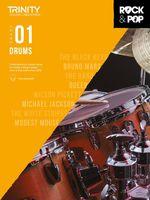 Trinity Rock & Pop Drums - Grade 1