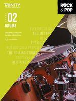 Trinity Rock & Pop Drums - Grade 2