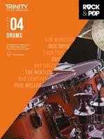 Trinity Rock & Pop Drums - Grade 4