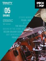 Trinity Rock & Pop Drums - Grade 5
