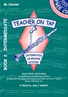 Teacher On Tap Bb Clarinet Book 2