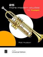 25 More Modern Studies for Trumpet