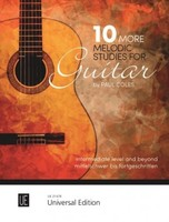 10 More Melodic Studies for Guitar