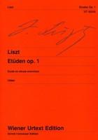 12 Etudes Op. 1