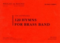 120 Hymns for Brass Band - Solo Cornet Part