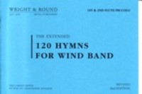 120 Hymns For Wind Band 1st Flute
