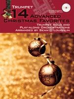 14 Advanced Christmas Favorites Trumpet Bk/Cd