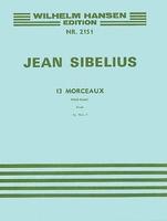 13 Morceaux Op. 76 No. 2 Etude