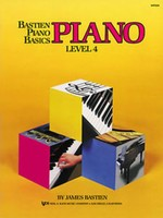 Bastien Piano Basics, Piano, Level 4