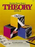 Bastien Piano Basics, Theory, Level 4