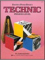 Bastien Piano Basics, Technic, Primer Level