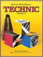Bastien Piano Basics, Technic, Level 4