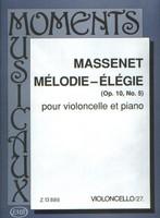 Melodie Elegie Op. 10 No. 5