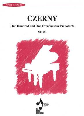 101 Exercises for Pianoforte Op. 261