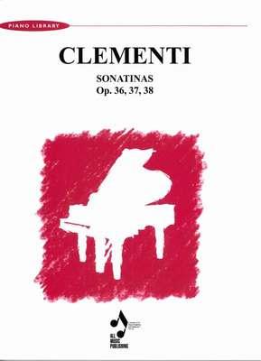 Sonatinas Op. 36, 37, 38