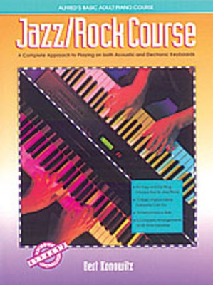 AB ADULT JAZZ ROCK COURSE BOOK