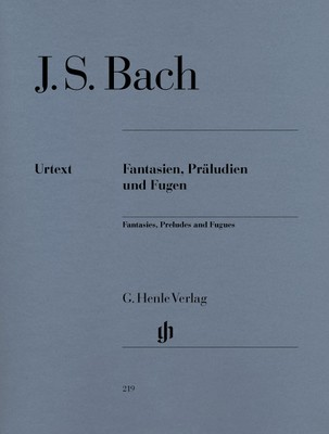Cheap music books fantasias preludes and fugues urtext fandeluxe Choice Image
