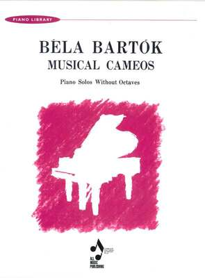 MUSICAL CAMEOS PIANO SOLOS WITHOUT OCTAVES