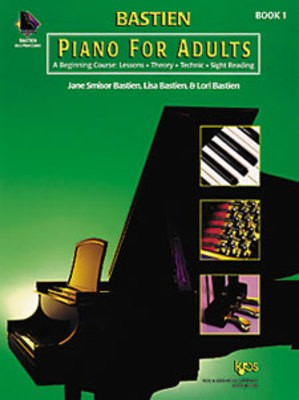 PIANO FOR ADULTS BK 1 BK/2CDS