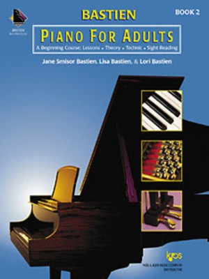 PIANO FOR ADULTS BK 2 BK ONLY