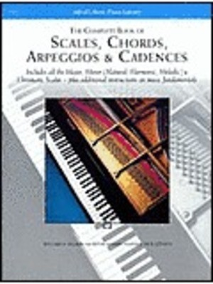 ABP COMPLETE BOOK OF SCALES CHORDS ARPEGS & CAD
