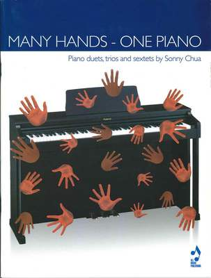 MANY HANDS ONE PIANO DUETS TRIOS AND SEXTETS