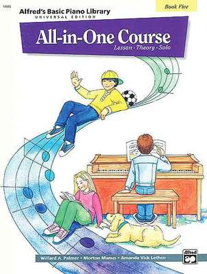 ABP ALL IN ONE COURSE BK 5