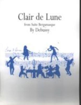 CLAIR DE LUNE  ORIGINAL  PIANO