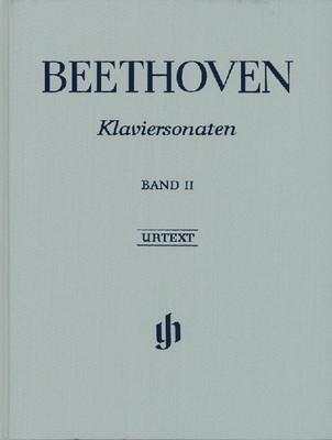 Cheap music books beethoven sonatas bk 2 urtext clothbound fandeluxe Gallery